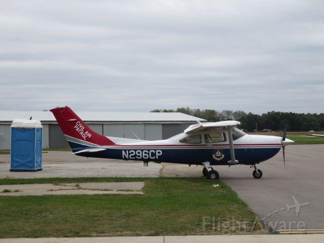 Cessna Skylane (N296CP) - Civil Air Patrol Cessna 182 Skylane @ Elkhart, Indiana 2015