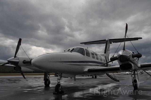 Piper Cheyenne 3 (N478MM) - Cheyenne III