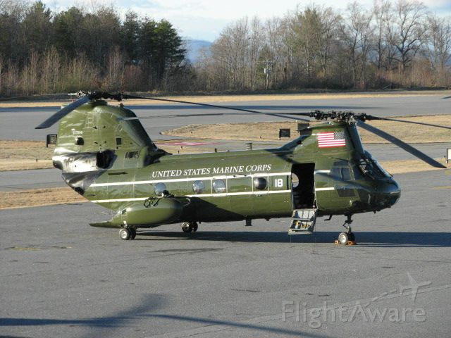15-7680 — - 157680 / 18 HMX-1 Presidential Flight Detachment from Andrews Air Force Base Maryland.
