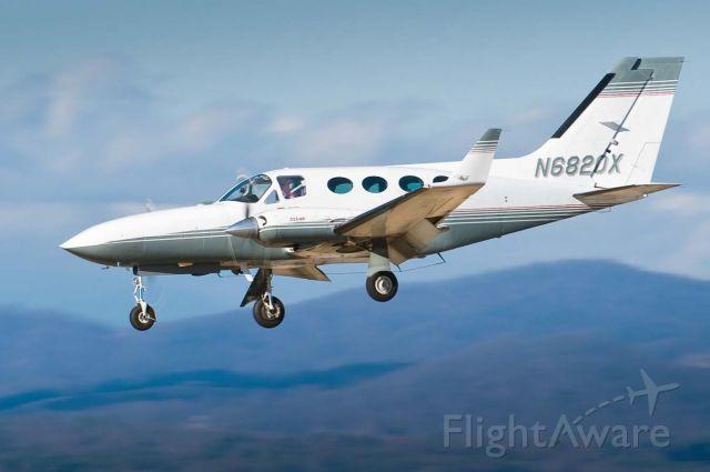 Cessna Chancellor (N6820X) - 02-JAN-2011