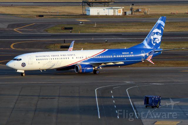 Boeing 737-900 (N265AK) - Alaska Airlines