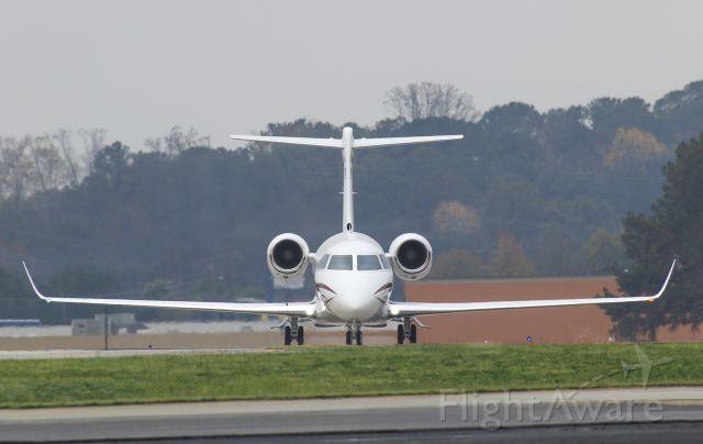 IAI Gulfstream G280 (N610DP) - Gulfstream G280 turning onto taxiway at PDK in Atlanta.