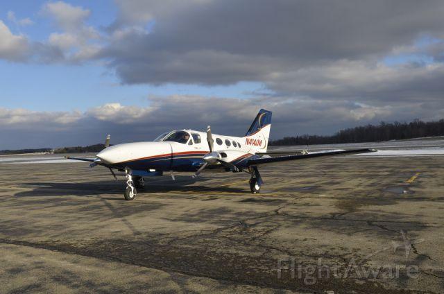 Cessna Chancellor (N414AM)