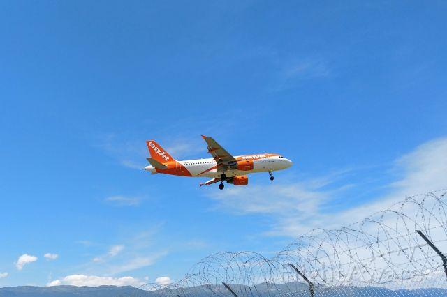 Airbus A319 (HB-JYK)