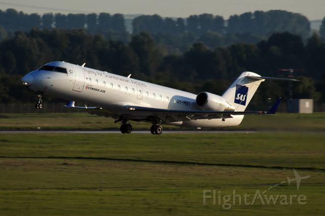 Canadair Regional Jet CRJ-200 (OY-MBT)