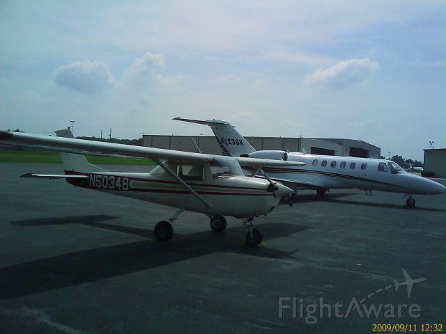 Cessna Commuter (N50348)