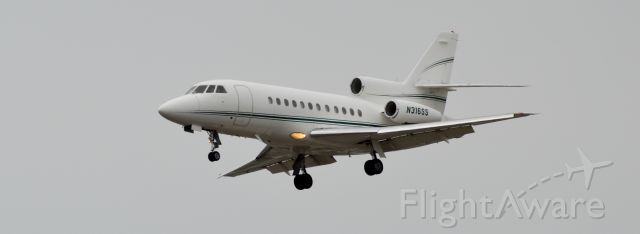 Dassault Falcon 900 (N316SS) - Shot with a Nikon D3200 w/ Nikkor 70-300mmbr /Best viewed in Full Size