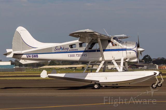 De Havilland Canada DHC-2 Mk1 Beaver (VH-SWB)