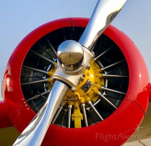 Lockheed L-12 Electra Junior (N2072) - 1936 LOCKHEED at the 2021 Aviation Content Creator Awards