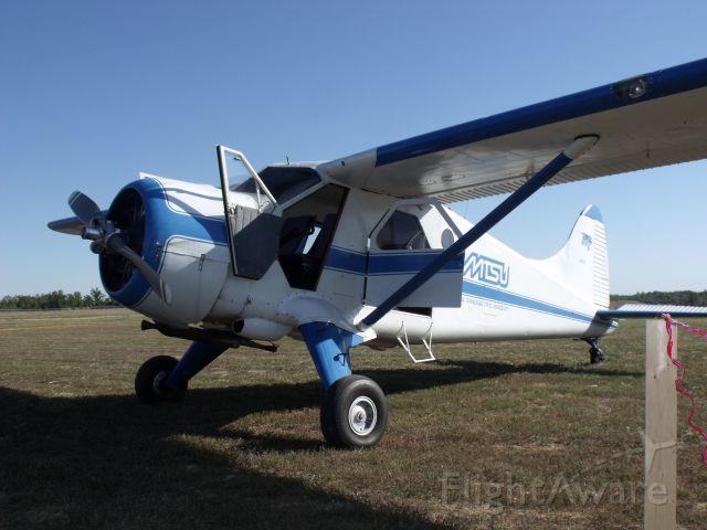De Havilland Canada DHC-2 Mk1 Beaver (N8306) - de Havilland Beaver - 5M9 Airport Dedication October 2010