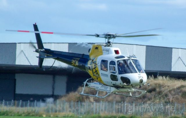 Eurocopter AS-350 AStar (VH-NDO)
