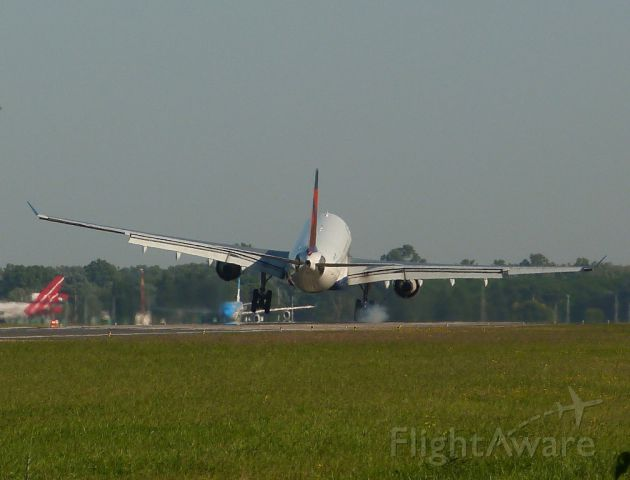Airbus A330-200 (N853NW) - OPS...!