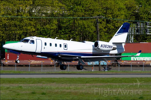 IAI Gulfstream G100 (N363NH)