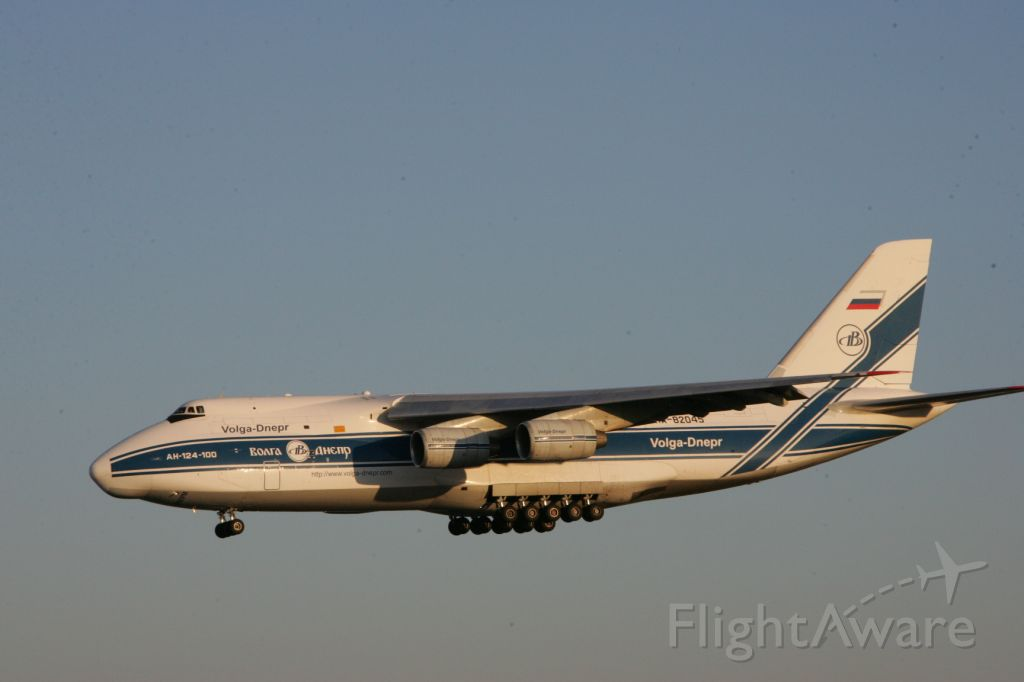 Antonov An-124 Ruslan —