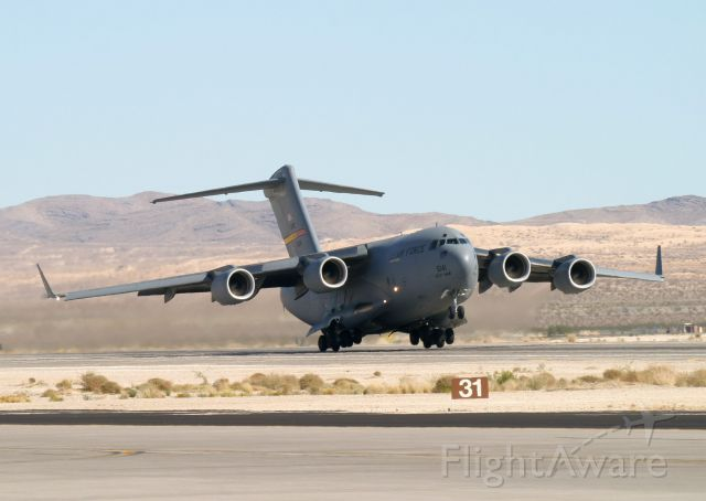 Boeing Globemaster III — - Aviation Nation