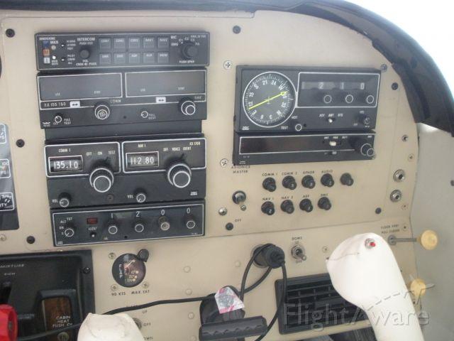 Beechcraft Bonanza (36) Turbo (N3727V)