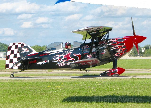 PITTS Special (S-2) (N540SS) - At AirVenture.