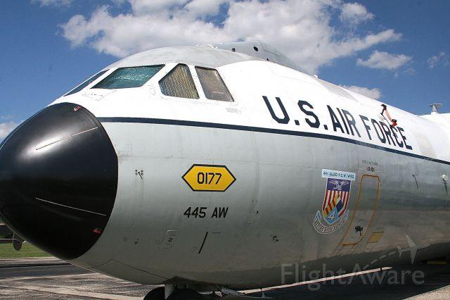 Lockheed C-141 Starlifter (0177) - C-141 at USAF Museum 9-28-2007