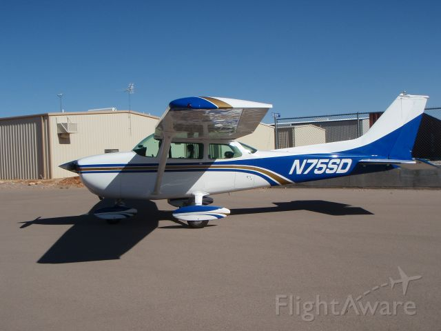 Cessna Skyhawk (N75SD)
