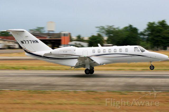 Cessna Citation CJ1 (N777HN)