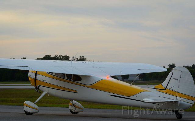 Cessna LC-126 (N195PC) - 2014 Sun n Fun