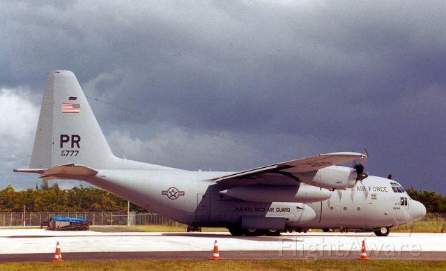 Lockheed C-130 Hercules (63-7777)