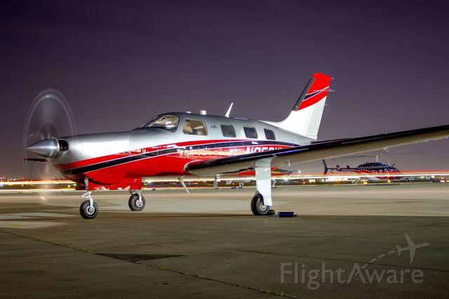 Piper Malibu Mirage (N350XL)