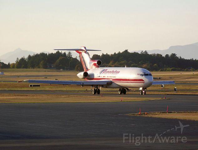 BOEING 727-200 (C-GIKF)