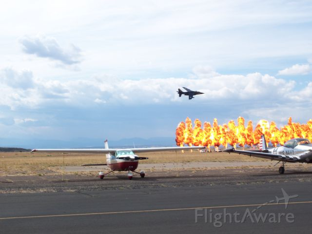 — — - this is at a airshow-a wall of fire.i only got half of the wall though:(