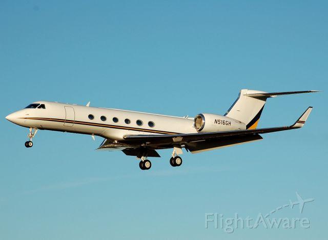 Gulfstream Aerospace Gulfstream V (N516GH)