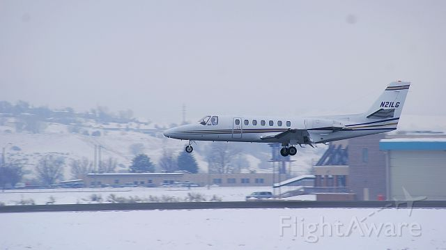 Cessna Citation V (N21LG)