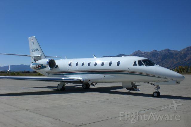 Cessna Citation Sovereign (N497KK)