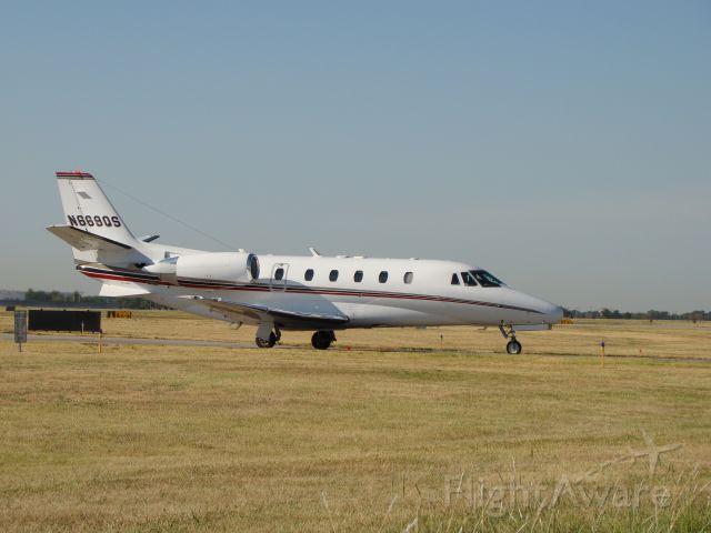 Cessna Citation Excel/XLS (N669QS)
