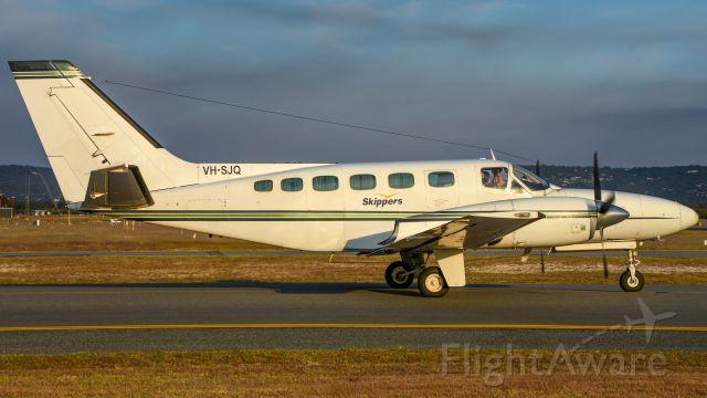 Cessna Conquest 2 (VH-SJQ)