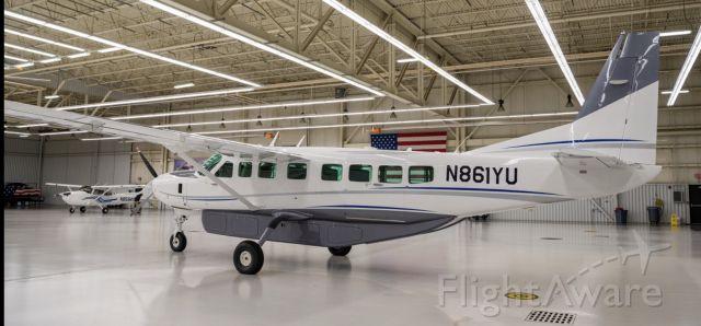Cessna Caravan (N861YU)