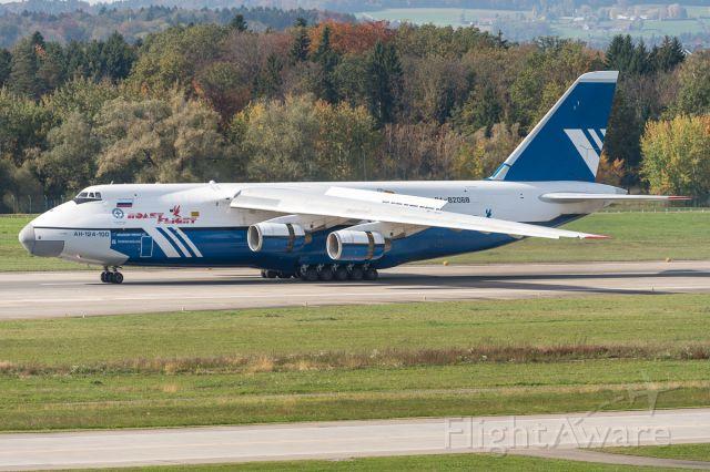 Antonov An-124 Ruslan (RA-82068)