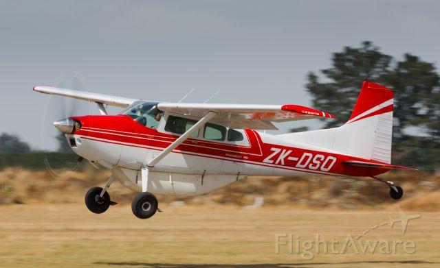 Cessna Skywagon (ZK-DSO)