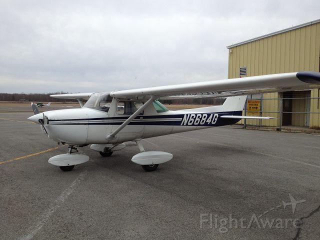Cessna Commuter (N6684G)