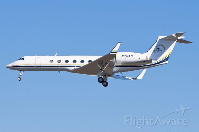 Gulfstream Aerospace Gulfstream V (N70AG)