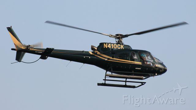 Eurocopter AS-350 AStar (N410CK)