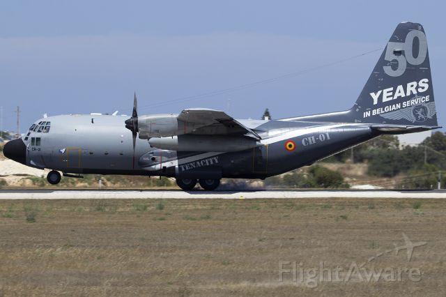 Lockheed C-130 Hercules (BMJ01)