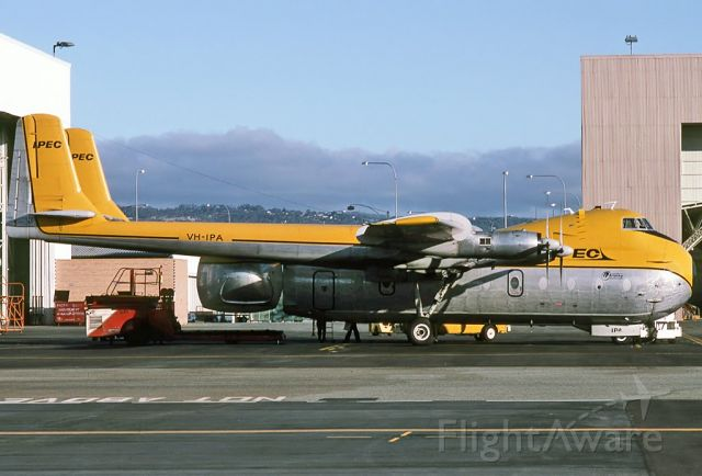 VH-IPD — - Danny Tanner photograph from 1989
