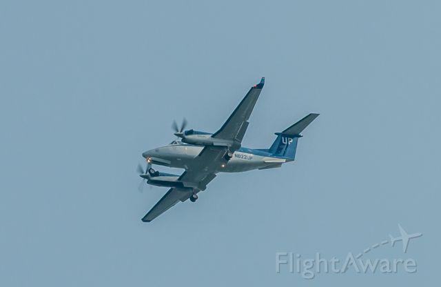 Beechcraft Super King Air 300 (N822UP)