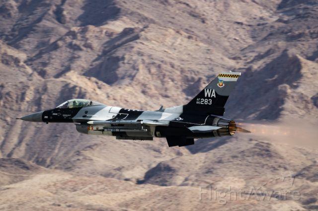 Lockheed F-16 Fighting Falcon (AF86283)