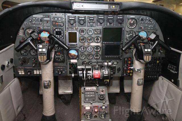 Gulfstream Aerospace Jetprop Commander (N980GR) - RVSM Equipment, just Installed