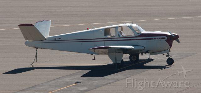 Beechcraft 35 Bonanza (N3777N) - Parked near El Aero at Carson City