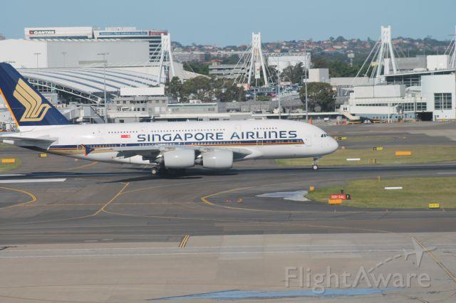 Airbus A380-800 (9V-SKG)