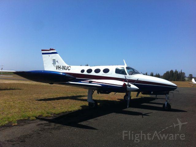 Cessna 401 (VH-WJC)