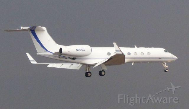 Gulfstream Aerospace Gulfstream V (N551GG) - Gulfstream Aerospace Gulfstream G550