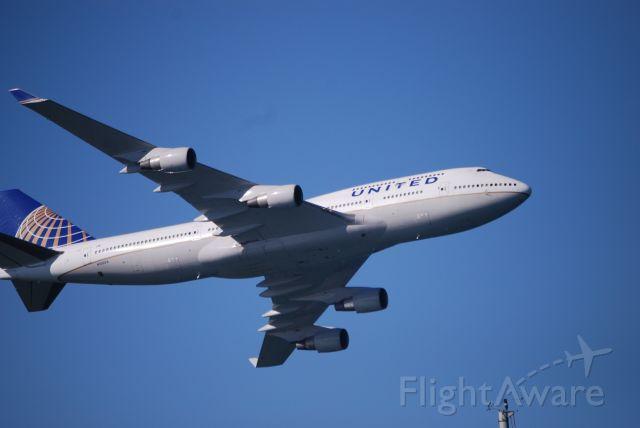 Boeing 747-200 (N120UA) - Fleet Week 2017